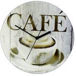 Relógio de parede - Café