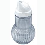 Açucareiro c/ tampa e dosagem de porção - 13 cm