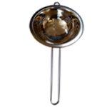 Escorredor de alimento c/ cabo - 18 cm