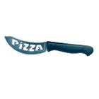 Faca para Pizza Fackelmann em Aço Inox / Plástico – Preto / Prata