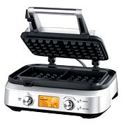 Máquina Waffle Smart Tramontina Breville 127 V