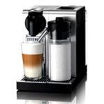 Máquina de café Nespresso Lattisima Pro Prata 127V
