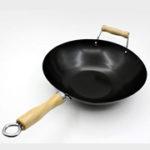 Panela wok antiaderente - 34 cm