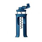 Saca rolhas Easy Action Joseph & Joseph em aço inox/nylon/metal - 14cm - Azul