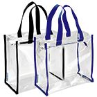 Bolsa plástica com alças