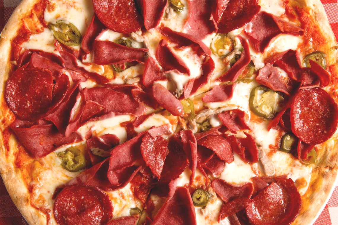 O Manual da Pizza