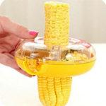 Debulhador de milho c/ base coletora
