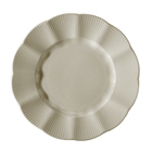 Prato de jantar redondo, 25 cm - Milena