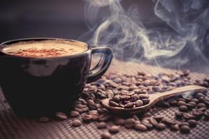 Loucos por café!