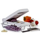 Picador de cebola/legumes/alho c/ suporte - Linha Profissional