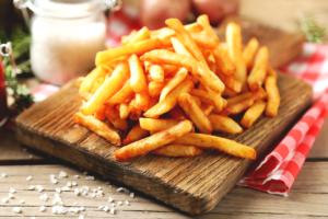 Com batatas fritas, por favor! [+ Receita rápida]