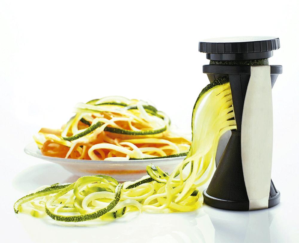 Cortador de vegetais em espiral