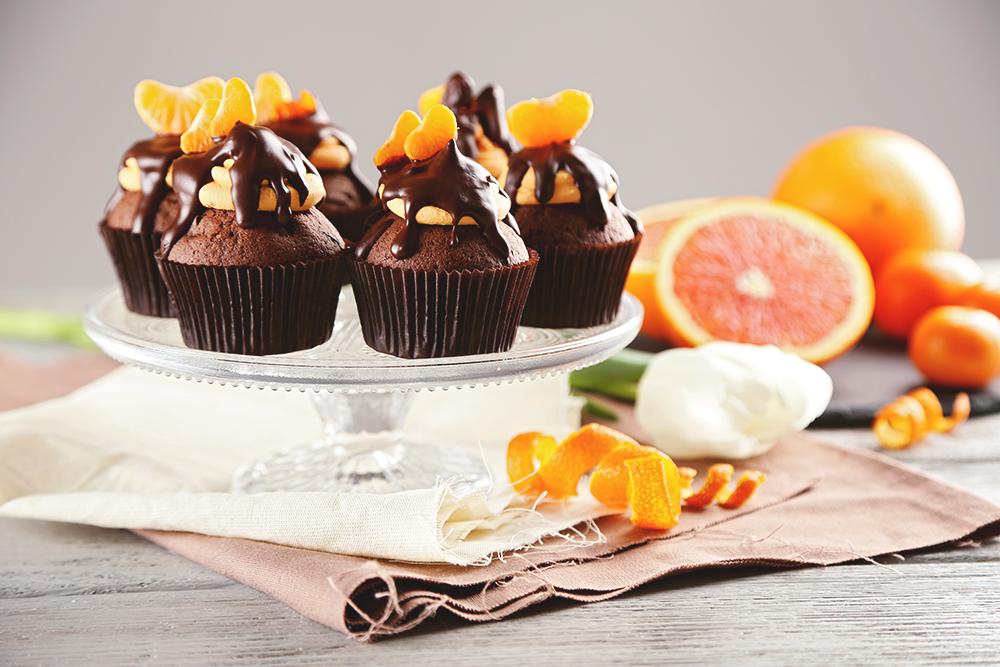 cupcake tanjerina