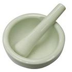Pilão de cerâmica p/ temperos