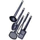 Conj. 5 utensilios p cozinha