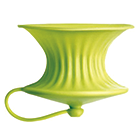 Espremedor de Limão em Silicone - Verde