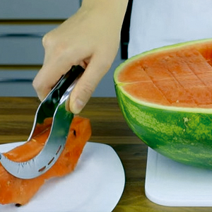 Fatiador para melancias do Huddies