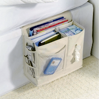 Bolsa lateral para cama