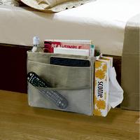 Bolsa lateral para cama, poliester