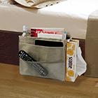 Bolsa lateral para cama - poliester