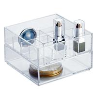 Organizador cosméticos cremes - Empilhável