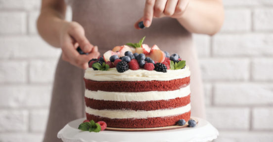 Fazer bolos